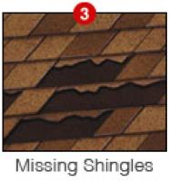 Missing Shingles