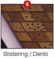 Blistering/Dents