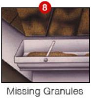 Missing Granules